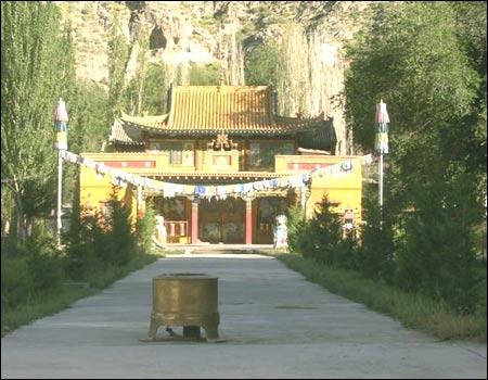 寺庙设计平面图