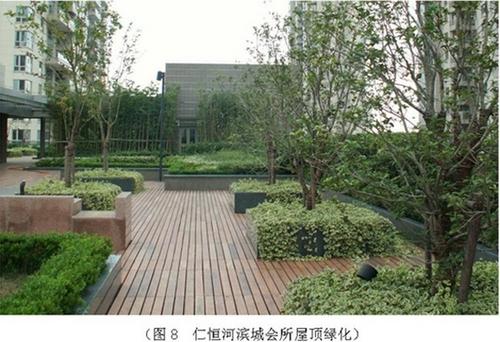 景观规划 - 中菏欧式建筑; 河道廊架景观图片大全下载;
