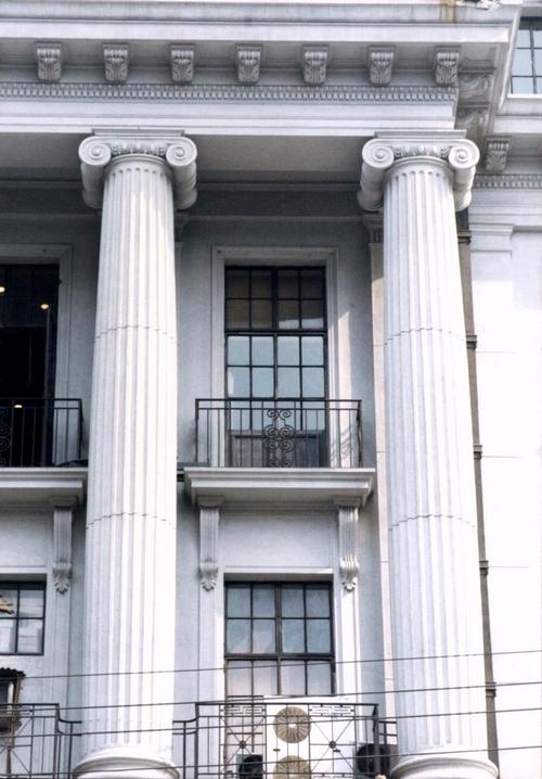 上海近代优秀建筑中的古希腊元素2