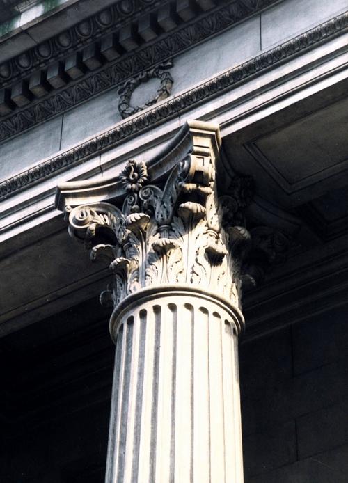 上海近代优秀建筑中的古希腊元素