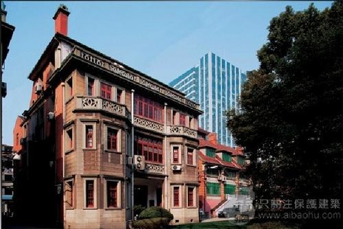 长宁区政府5-8号楼(原联安坊)2