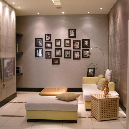 新古典沙发背景墙5