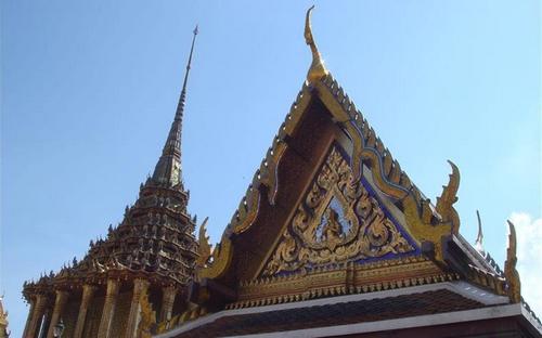 泰国建筑2