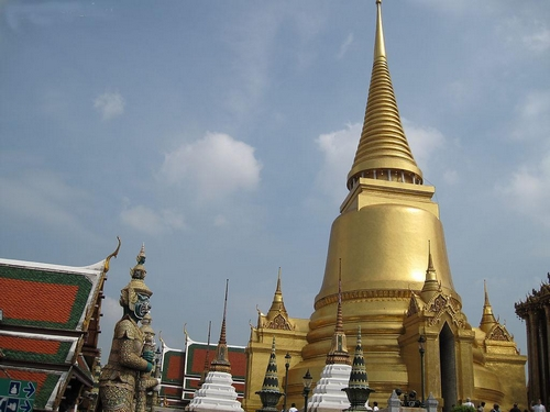 泰国建筑1