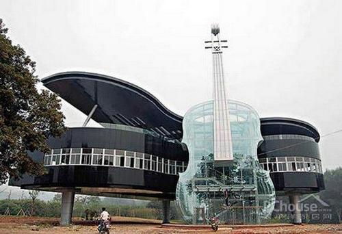 世界二十大疯狂建筑