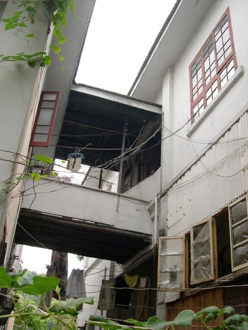 体育场路537号民居建筑(杭州约园)