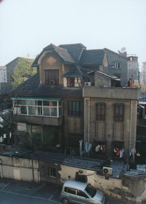 红门局别墅建筑4