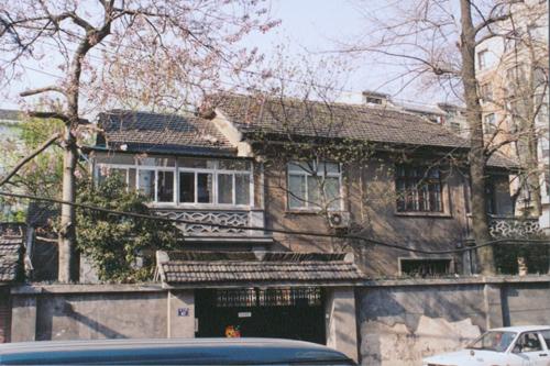 红门局别墅建筑2