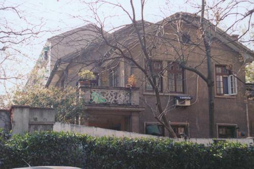 红门局别墅建筑