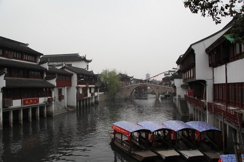 七宝老街古建筑