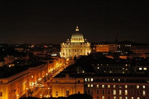圣彼得大教堂和圣彼得广场