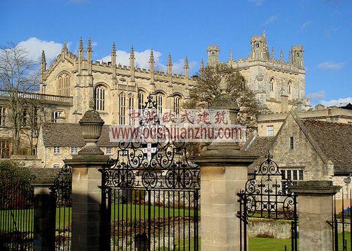 牛津基督教会学院