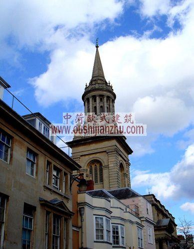 英格兰最古老的图书馆