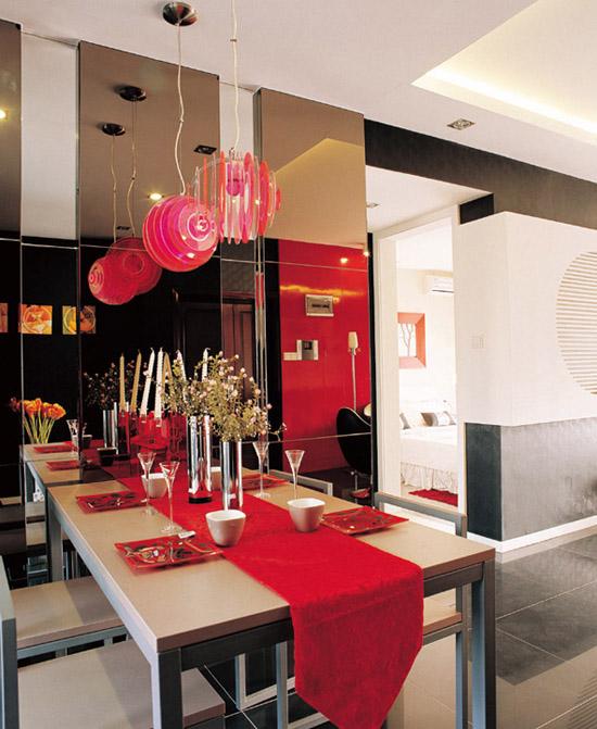 绝美室内设计之餐厅