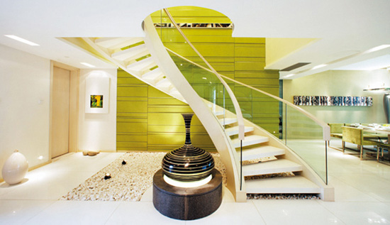 绝美室内设计之楼梯