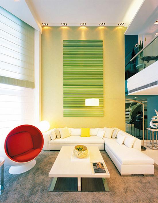 绝美室内设计之客厅