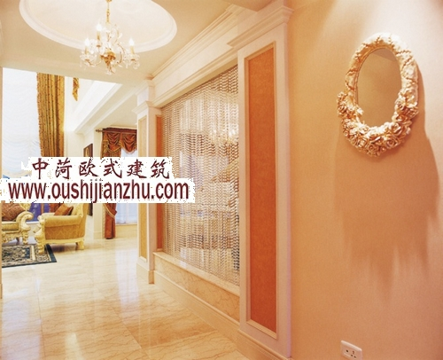 欧式室内装修设计欣赏2