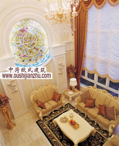 欧式室内装修设计欣赏9