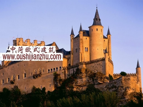 塞哥维亚城堡1
