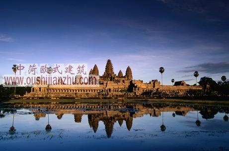 吴哥窟,柬埔寨