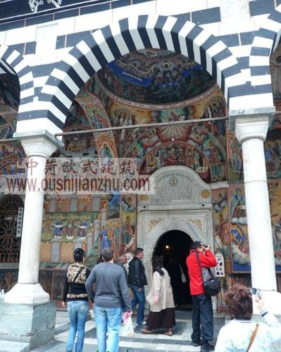 里拉修道院