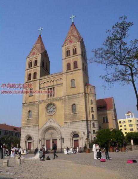 青岛天主教堂2