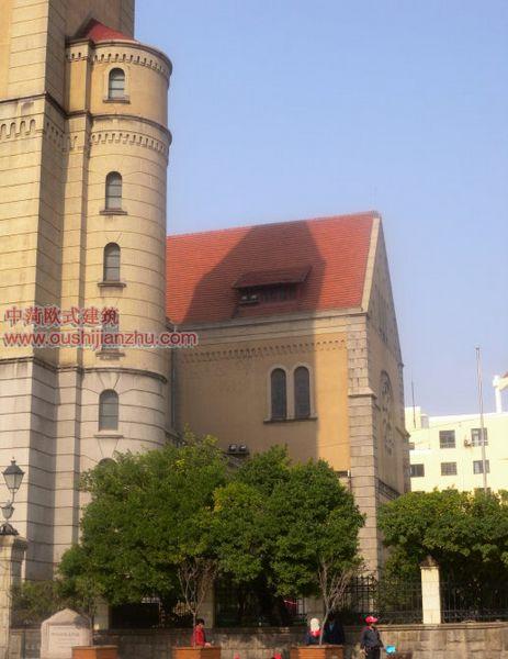 青岛天主教堂3