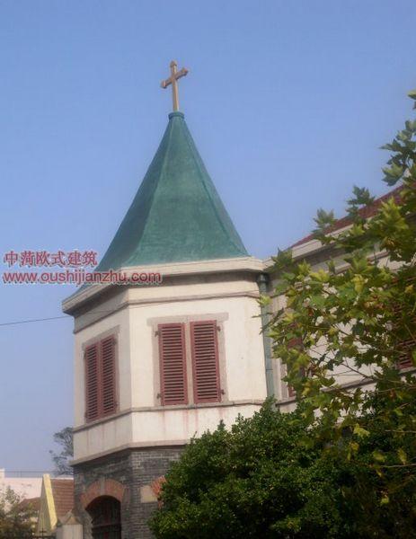 青岛天主教堂4