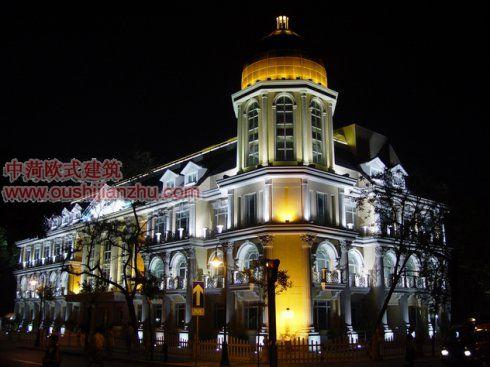 天津印象--欧式建筑大观园7
