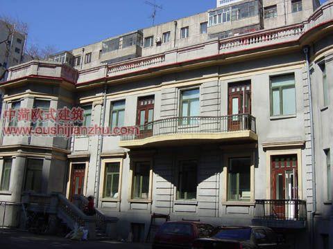 哈尔滨领事馆欧式建筑4