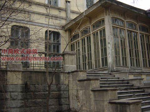 哈尔滨领事馆欧式建筑22