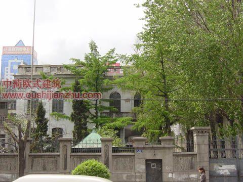 哈尔滨领事馆欧式建筑33