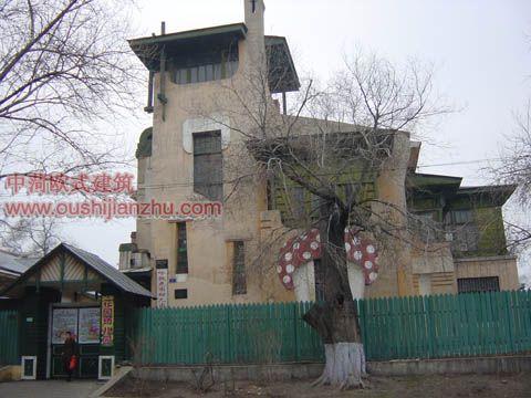 哈尔滨领事馆欧式建筑32
