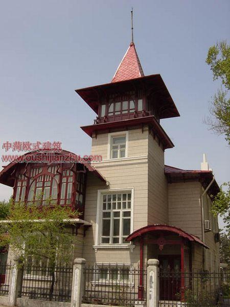 哈尔滨领事馆欧式建筑35