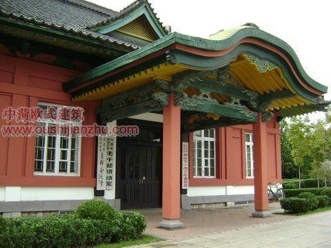 日本圣德太子堂神社1