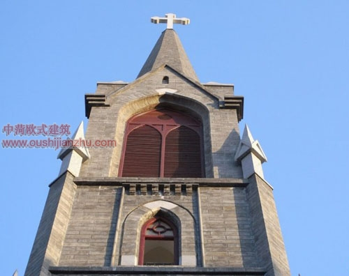 西直门天主堂