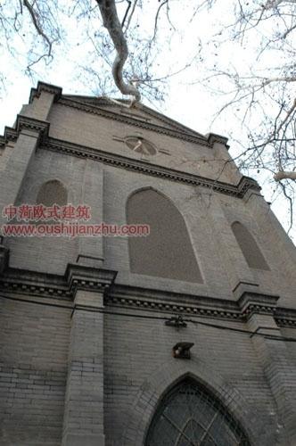马尾沟教堂及附属建筑