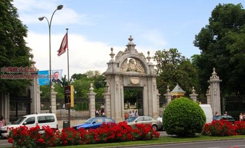 马德里 普拉多博物馆及周边