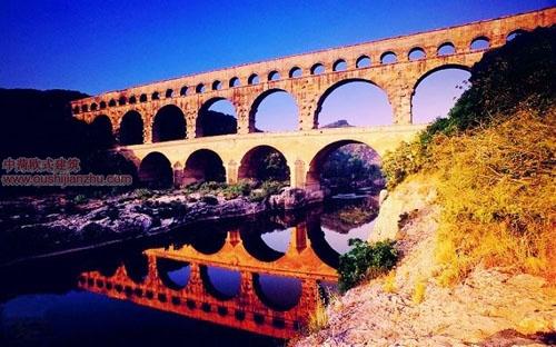 法国古罗马加尔桥