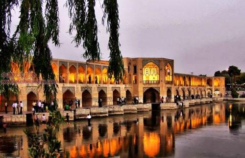 伊朗郝久古桥