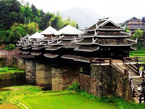 中国程阳风雨桥