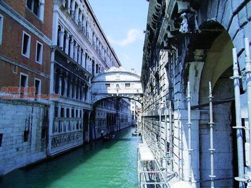 威尼斯叹息桥