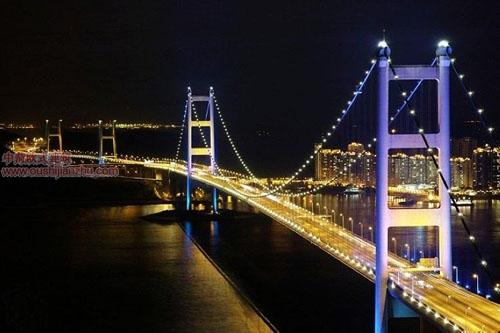 香港青马大桥