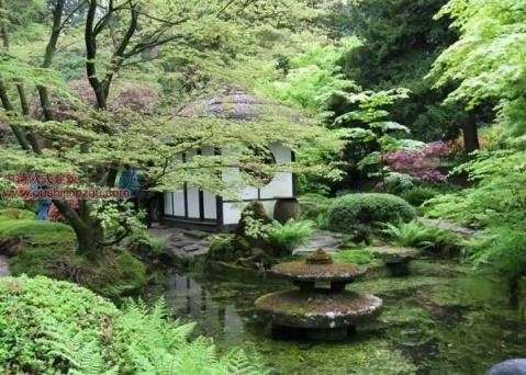 日本庭园11