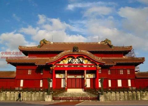日本庭园1