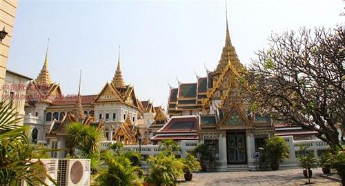 泰国大皇宫5