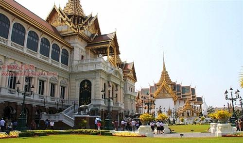 泰国大皇宫15