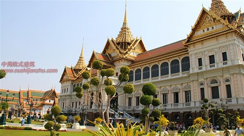 泰国大皇宫9