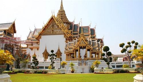 泰国大皇宫12
