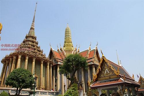 泰国大皇宫22